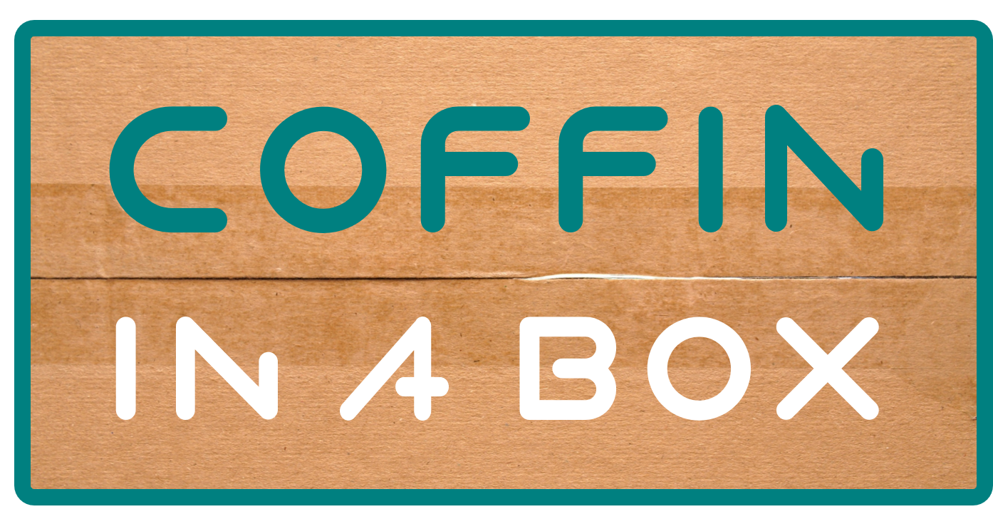 Coffin in a Box Company logo